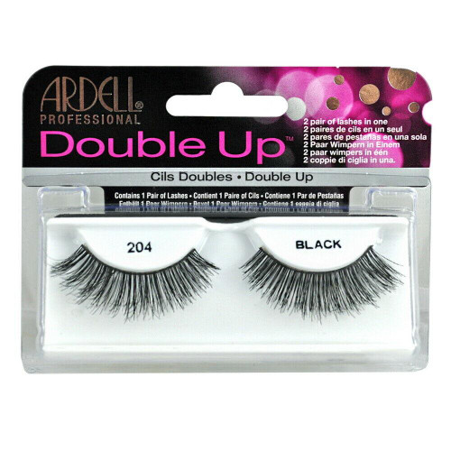 226ce2f5cc8 Ardell Lashes Double Up 4 Pack 204 Black Ardell Lashes, Free ...