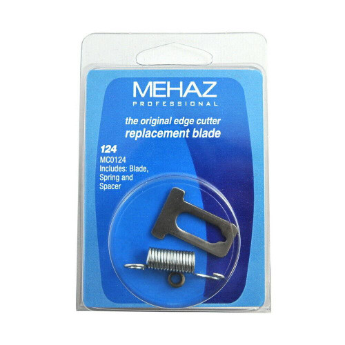 Mehaz MC0124 Triple Cut Acrylic & Tip Cutter Stainless Steel Replacement Blade