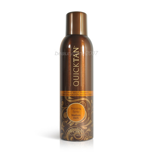 Body Drench Quicktan Quick Tan Bronzing Spray Medium Dark 6 oz