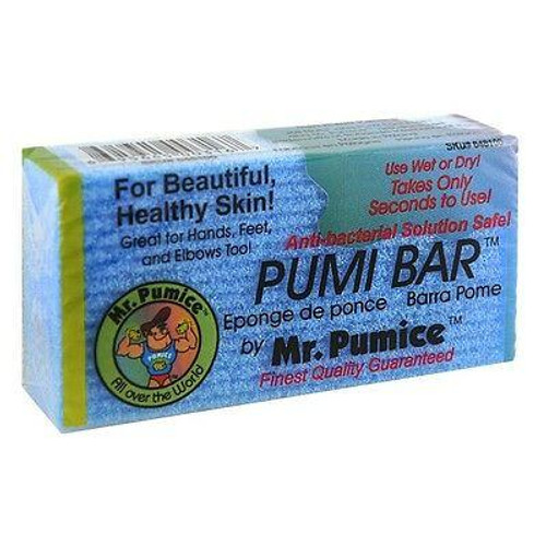 1 Bar Mr. Pumice Pumi Bar for Pedicure