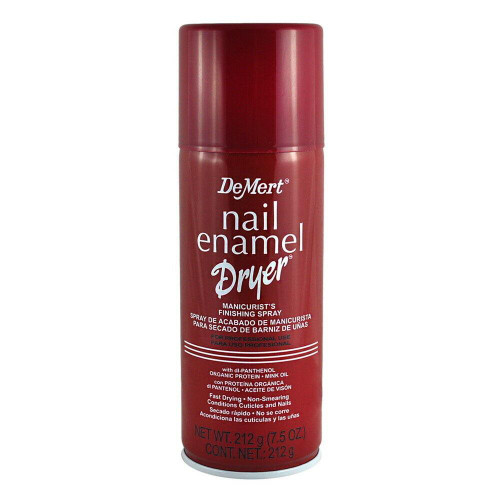 Demert Nail Enamel Dryer Spray 7.5oz (Pack of 8)
