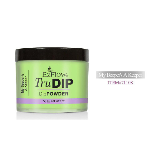 EzFlow TruDIP Dipping Color Powder #71108 My Beeper's A Keeper 2oz