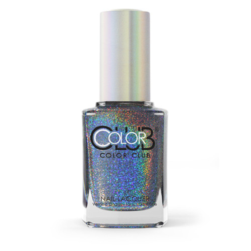 Color Club Halo Hues Holographic Nail Polish 994 Beyond 0.5oz