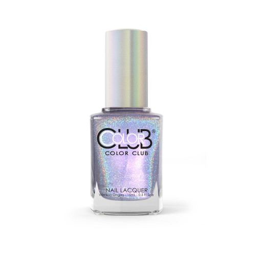 Color Club Halo Hues Holographic Nail Polish 1093 Date With Destiny 0.5oz