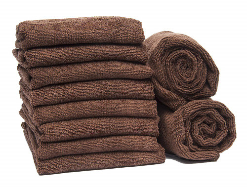 Diane #45012 Softees with Duraguard - Brown x 10 Pack