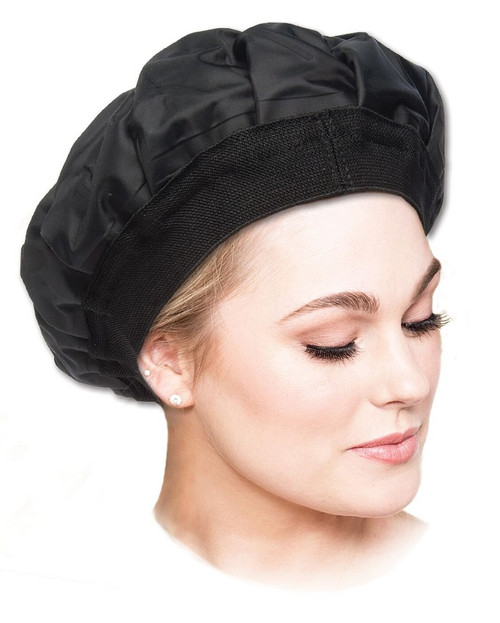 Diane #DHH012 Heated Hair gel Cap for Deep conditioning and curl setting