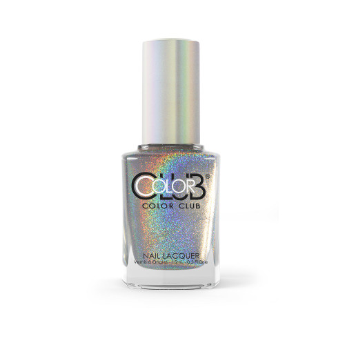 Color Club Halo Hues Holographic Nail Polish 976 Harp On It 0.5oz
