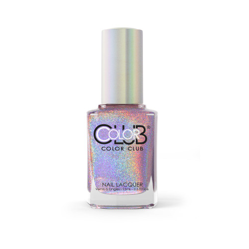 Color Club Halo Hues Holographic Nail Polish 977 Cloud Nine 0.5oz