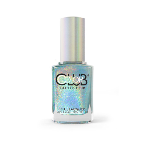 Color Club Halo Hues Holographic Nail Polish 981 Angel Kiss 0.5oz