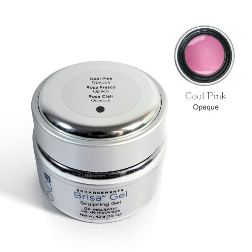 CND Brisa UV Sculpting Gel - Cool Pink Opaque 1.5oz