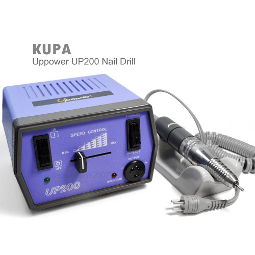 Kupa Upower UP200 Purple Nail Drill Electric Filing System