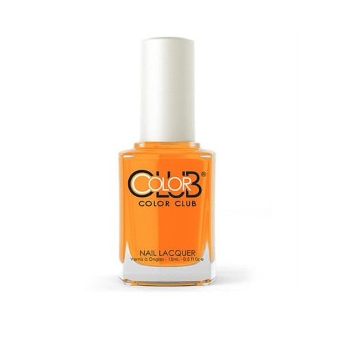 Color Club Neon Nail Polish AN16 Psychedelic Scene 0.5oz
