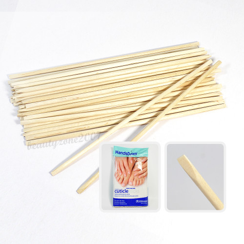 Graham Hands Down Birchwood Cuticle Sticks 7 Inches 144 Count
