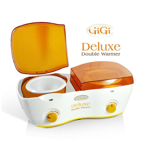 Gigi Deluxe Double Warmer Hair Removal System - Model #0230