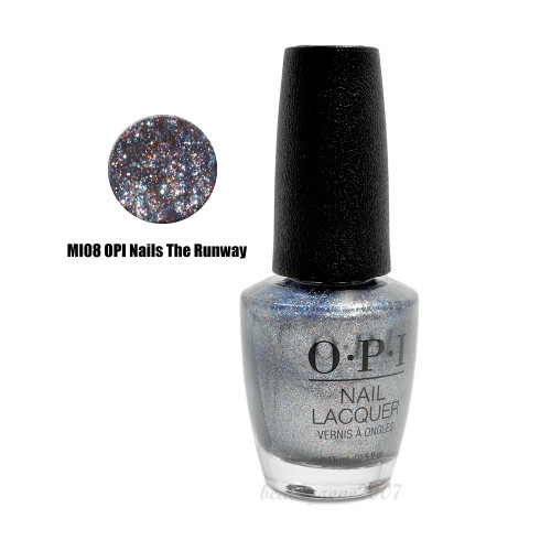 OPI Nail Lacquer NL MI08 - OPI Nails the Runway 0.5oz