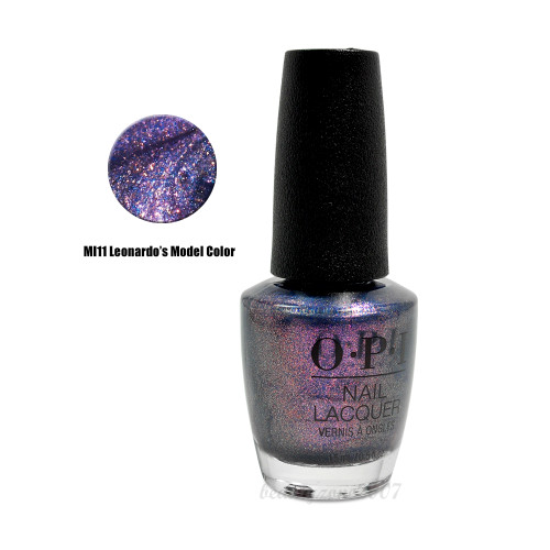 OPI Nail Lacquer NL MI11 - Leonardo's Model Color 0.5oz