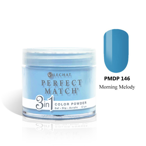 LeChat Perfect Match 3 in 1 Color Powder PMDP146 - Morning Melody 1.5oz