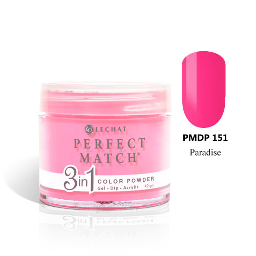 LeChat Perfect Match 3 in 1 Color Powder PMDP151 - Paradise 1.5oz