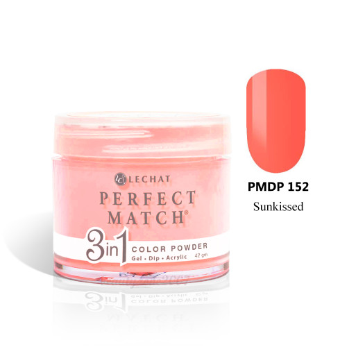LeChat Perfect Match 3 in 1 Color Powder PMDP152 - Sunkissed 1.5oz
