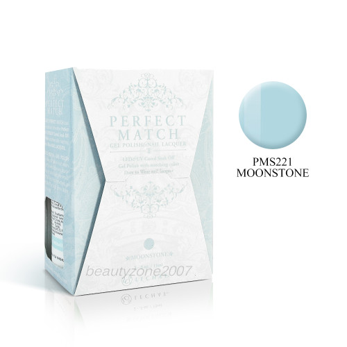 LeChat Perfect Match UV Gel + Nail Polish - PMS221 Moonstone 0.5oz