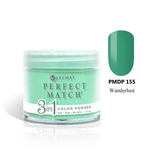 LeChat Perfect Match 3 in 1 Color Powder - PMDP155 Wanderlust 1.5oz