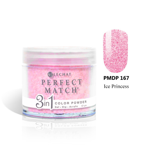 LeChat Perfect Match 3 in 1 Color Powder - PMDP167 Ice Princess 1.5oz
