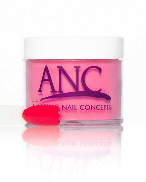 ANC Nail Color Dipping Powder #236 Red Punch 2oz