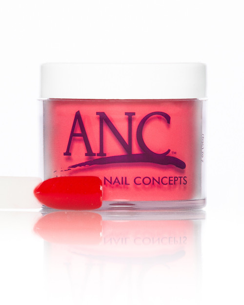 ANC Nail Color Dipping Powder #237 Scarlet Red 2oz