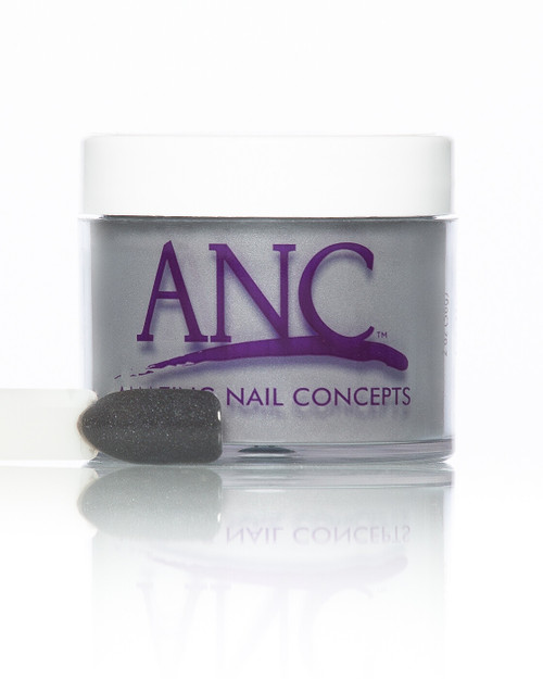 ANC Nail Color Dipping Powder #239 Steel Black 2oz