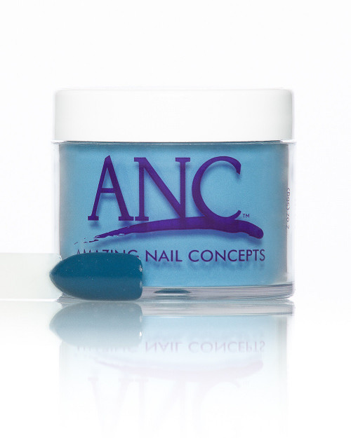 ANC Nail Color Dipping Powder #241 Azure Blue 2oz