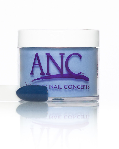 ANC Nail Color Dipping Powder #242 Astor Blue 2oz