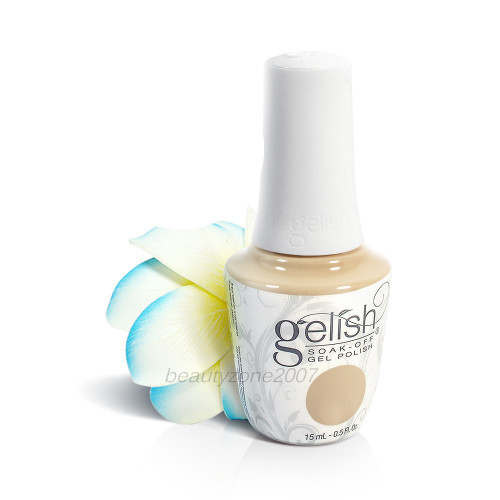Harmony Gelish Soak-Off UV Gel Polish 1110944 Do I Look Buff? 0.5oz