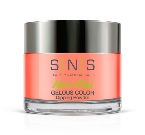 SNS Nail Dipping Powder IS07 - Tropical Sunset 1oz