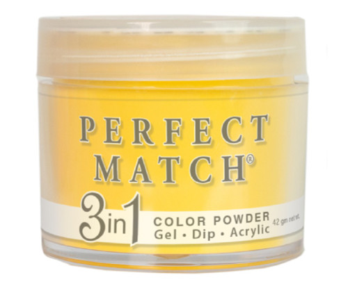 LeChat Perfect Match 3 in 1 Color Powder PMDP280 Hello Sunshine 1.5oz