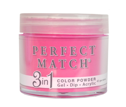 LeChat Perfect Match 3 in 1 Color Powder PMDP282 Hawaiian Punch 1.5oz