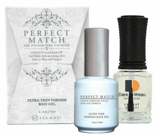 LeChat Perfect Match PMB03 Duo Base (Gel & Lacquer)