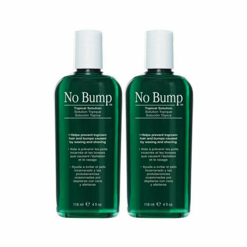 2x GiGi No Bump Skin Smoothing Topical Solution with Salicylic Acid for Ingrown