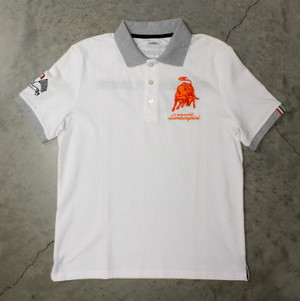 Pleasure White Polo