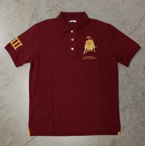 Bull LXIII Burgundy Polo
