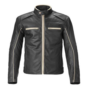 Monmouth Leather Jacket