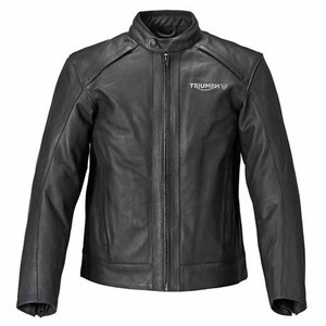 Mono Leather Jacket