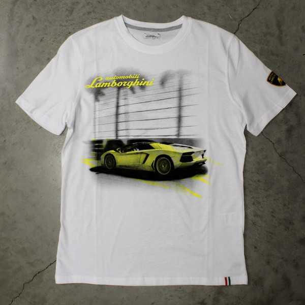 Ave Dyna White Tee