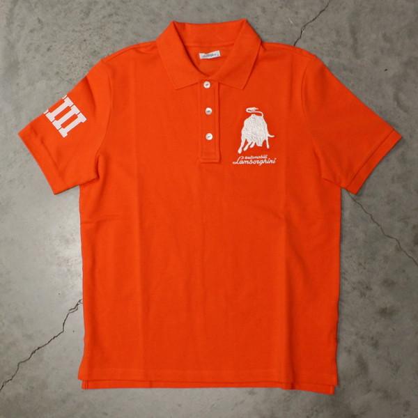 Bull LXIII Orange Polo