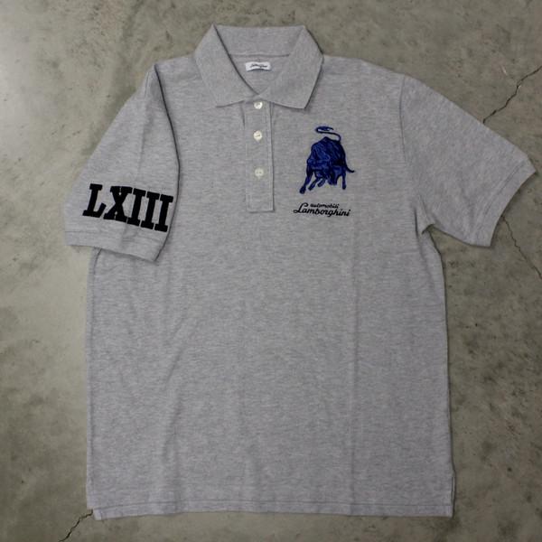 Bull LXIII Grey Polo