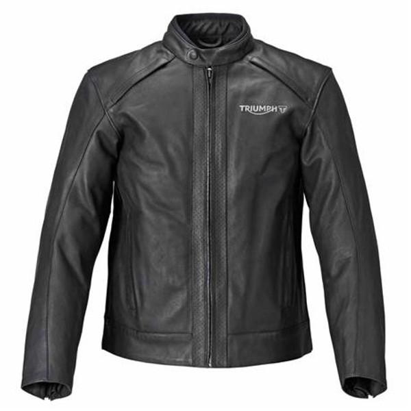 Mono Leather Jacket