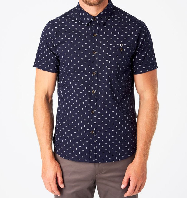 Flux Short Sleeve Shirt