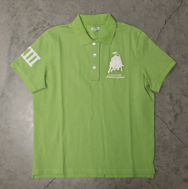 Bull LXIII Green Polo