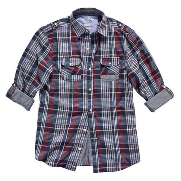 Douglas Plaid Shirt