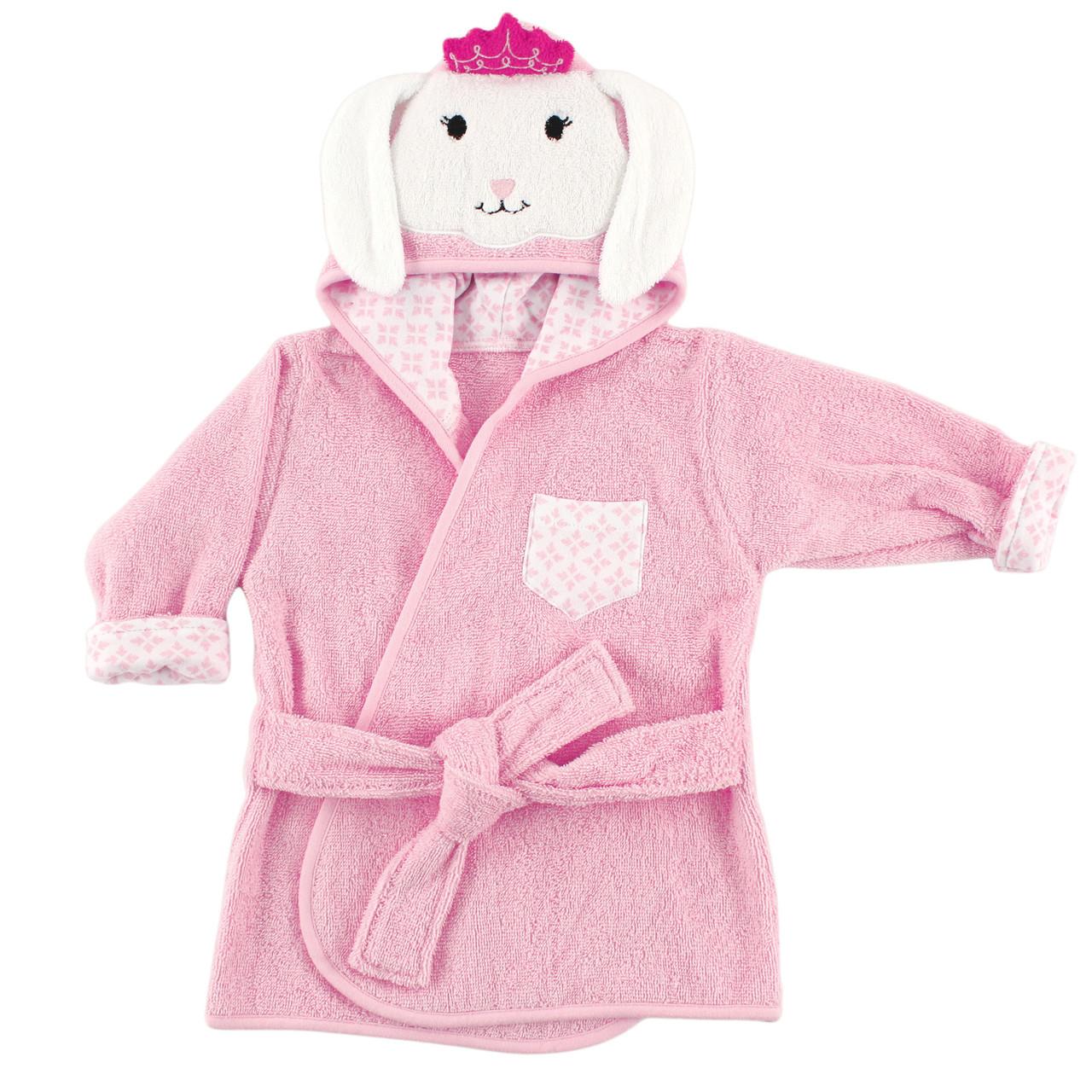 Hudson Baby Baby Girls Toddler Robe