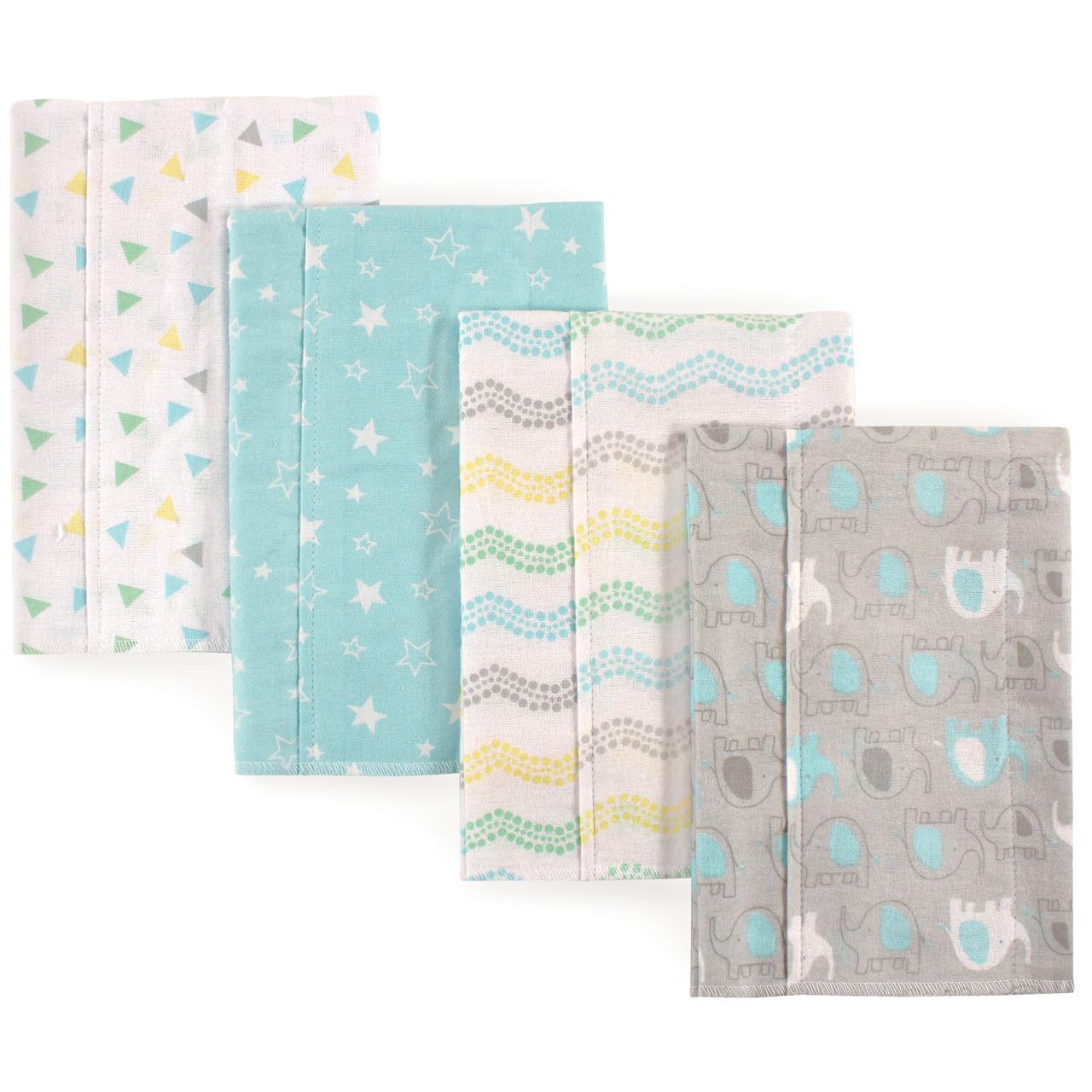 Burp Cloth  Disney Baby Gifts Bibs and Burp Cloth  Jungle Book Grey Print Bibs